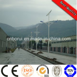 Sensor de movimento IP67 por grosso China LED solares luzes da rua de Estacionamento Exterior iluminação com 5 anos de garantia