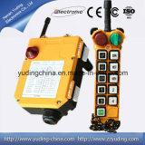 Radio F24-10d à télécommande de pont roulant de poutre de double de certificat de la CE