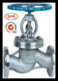 """Valvola di globo dell'acciaio inossidabile J41W-16p 301/304/316L (1/2 """" - 12 """")"""