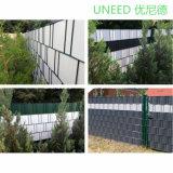 Rete fissa del balcone del PVC di alta qualità per il giardino