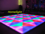 Il più nuovo disegno RGB LED Dance Floor per la decorazione del DJ/locale notturno/fase
