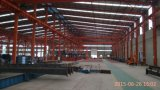 Prefab модульные светлые пакгауз стальной структуры/мастерская 734