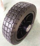 roda do plástico da segadeira de gramado da polegada 8X2