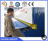 油圧ギロチンの金属板のせん断の打抜き機