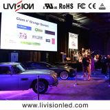 Plein écran du panneau LED de couleur de la vidéo de haute qualité Location de l'événement P3.9/4.8 Indoor LED pour la publicité d'affichage vidéo