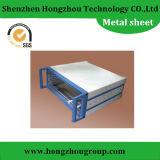 Fabricação da soldadura do metal de folha de Shenzhen de acordo com ISO9001: 2008