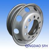 فولاذ مادّيّة شاحنة عجلة حافة وشاحنة عجلة ([22.5إكس9.0])