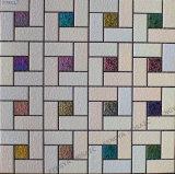 Kleurrijk geglazuurde keramische mozaïek voor muurdecoratie