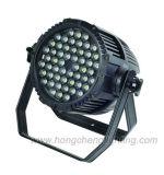 Водонепроницаемый 54X3w RGBW LED PAR может