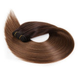 閉鎖1b/4/27の閉鎖のOmbreの人間の毛髪を搭載するブロンドのペルーのバージンの毛Ombreを搭載するOriginea TM Ombreのペルーの毛