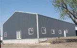 Vorfabriziertes helles Stahlkonstruktion-Lager mit PU-Zwischenlage-Panel (KXD-016)