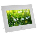 Cadre photo numérique de haute qualité de 7 pouces avec fonction Muti