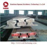 Guida d'acciaio della gru di DIN536 En10025-2 A100