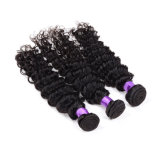 Good Quality Beautiful Remy Virgin Deep Wave Human Hair Weave