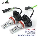 7s H11 6000lm Philips Zes LED 헤드라이트