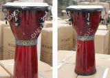 Hi Gloss Wood Djembe Drum (DJB100RW)