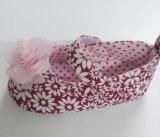 Blumen-Baby-beiläufige Schuhe Ws17554