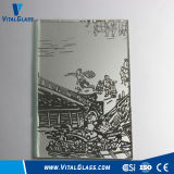 Het decoratieve Zuur Geëtstek Glas van de Kunst met Ce, ISO9001