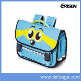 Дети изящный дизайн Снова в школу рюкзак сумка