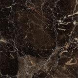 Тонкий камень шпона Эмперадор из темного мрамора