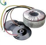 Résine à l'intérieur de transformateur toroïdal pour le système de flash décoratif