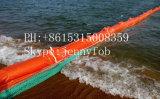 Пвх водоросли барьер, ПВХ нефтяного бума, масло Containmant стрелы