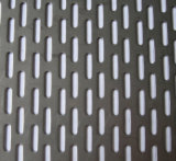 Heißes-Dipped Galvanized Perforated Metal Sheet in Good Quality