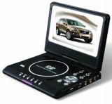7inch Protable DVD met USB en Spel (pjd-Y075)