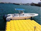 barco de pesca do console Center da fibra de vidro de 27FT para a venda