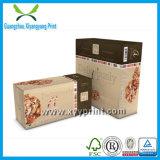カスタム高い量によって印刷されるペーパー蓄電池外箱の卸売