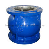 Cast Iron Flanged End Foot Valve