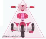 La musique et de la lumière bébé en plastique de tricycle Tricycle Cartoon enfant