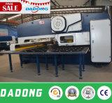 Punzonadora del CNC del uso de los muebles del metal para el mercado de la India