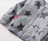 A forma Stars o revestimento com forro da grade para crianças