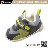 Высокое качество дети решетного стана горячей продажа Goodlandshoes 20097-1 спортивную обувь с