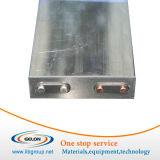 Constructeur de boîtier aluminium de cellules de poche de batterie d'EV (GN-18650)