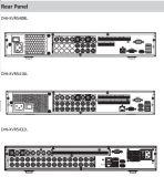 Dahua 16channel Penta-Brid 1080Pライト1.5u CCTVのビデオレコーダー(XVR5416L)