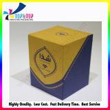 Het in het groot Vakje van het Parfum van het Document van het Ontwerp van het Karton Verpakkende