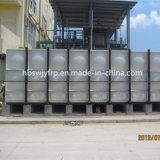 El tanque de agua de SMC FRP