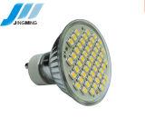 Farol de SMD LED (JM-BC03-GU10-48LED)