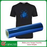 Vinile metallico di scambio di calore di alta qualità per la maglietta