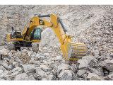 excavadora de cadenas parte Ex100/1/2/3/5 de la excavadora de acero Zapata por parte de la excavadora Hitachi