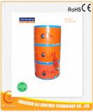 250*1740*1.5mm tambour électrique Réchauffeur d'huile de silicone