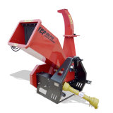 HP 16-45 установленного на тракторе для тяжелого режима работы ВОМ дробилка для древесных отходов с TUV CE