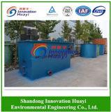 Depuradora de aguas residuales doméstica subterráneo de Mbr
