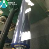 Vacuum Formingのための610*0.25mm Clear PVC Film Roll