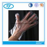 Ясные устранимые перчатки HDPE для взрослых