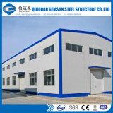 Stahlkonstruktion-Werkstatt und vorfabriziertes Stahlkonstruktion-Gebäude