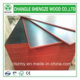 中国の型枠の合板からの建築材料
