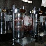 Olie die van de Sesam van het roestvrij staal de Hydraulische Machine maakt